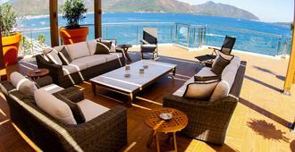 Elegance Hotels International Marmaris - מרמריס - מרפסת