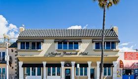 Newport Beach Hotel, A Four Sisters Inn - Newport Beach - Gebäude