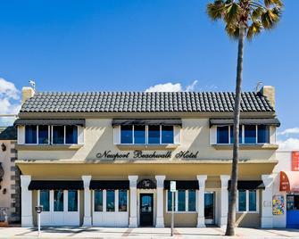 Newport Beach Hotel, A Four Sisters Inn - Newport Beach - Gebouw