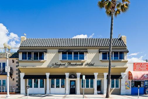 Newport Beach Hotel, A Four Sisters Inn - Newport Beach - Toà nhà