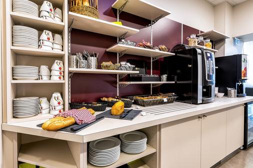 里爾格蘭德酒店 - 里耳 - 里爾 - 自助餐