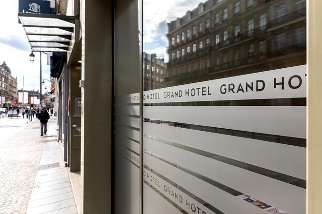 Grand Hotel Lille - Λιλ - Θέα στην ύπαιθρο