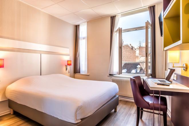 Grand Hotel Lille - Lille - Makuuhuone