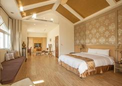 Butchard Villas Sun Moon Lake - Yuchi - Makuuhuone