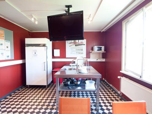 Eurohostel - Helsinki - Kitchen