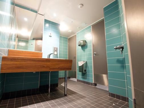 Eurohostel - Helsinki - Bathroom