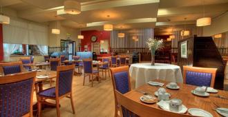 West County Hotel - דבלין - מסעדה