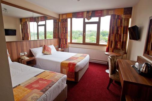 West County Hotel - Dublin - Schlafzimmer