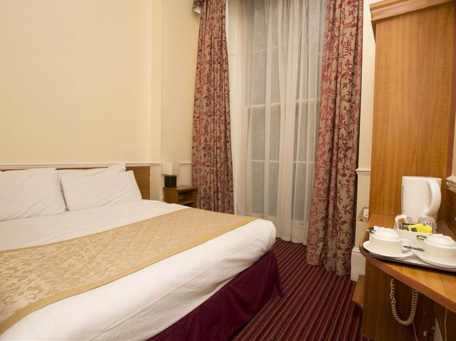 Reem Hotel - Lontoo - Makuuhuone