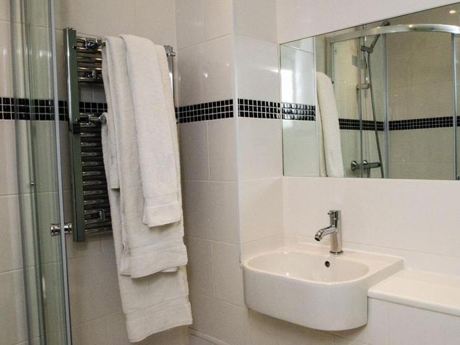 Reem Hotel - Lontoo - Kylpyhuone