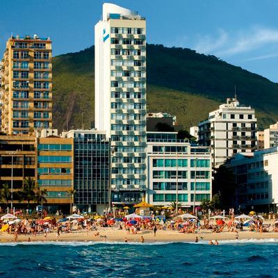 Sol Ipanema Hotel - Rio De Janeiro - Bâtiment