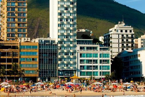 Sol Ipanema Hotel - Rio de Janeiro - Rakennus