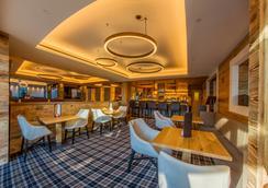 Hotel Albion Mountain Spa Resort Dolomites - Ortisei - Bar