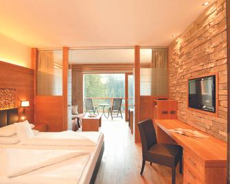 Hotel Albion Mountain Spa Resort Dolomites - Ortisei - Bedroom