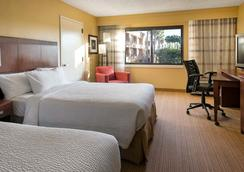 Courtyard by Marriott Los Angeles Torrance/South Bay - Torrance - Bedroom