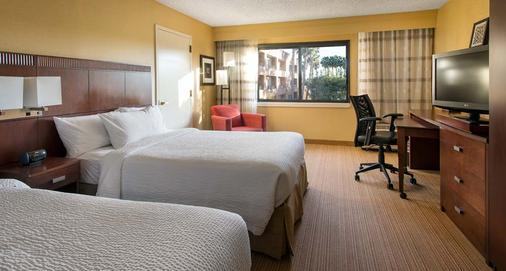 Courtyard by Marriott Los Angeles Torrance/South Bay - Torrance - Phòng ngủ