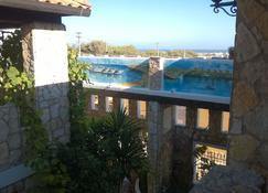 Residence Il Castello - Lampedusa - Vista del exterior