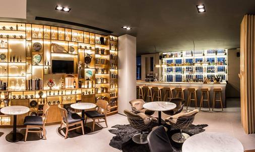 Coke Appart'hôtel - Lille - Bar
