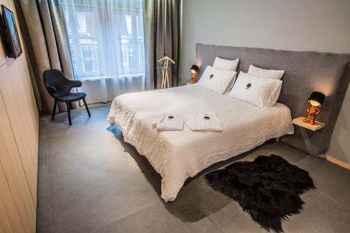 Coke Appart'hôtel - Lille - Bedroom