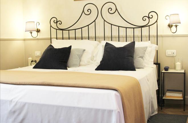 Residenza Cavallini - Rome - Bedroom