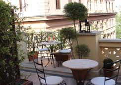 Residenza Cavallini - Rom - Dachterrasse