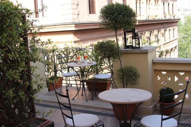Residenza Cavallini - Rome - Rooftop