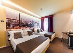 Antony Hotel - Венеция - Спальня