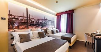 安東尼酒店 - 美斯特雷 - 威尼斯 - 臥室