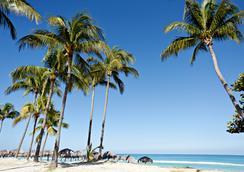 海星夸特洛帕爾瑪成人酒店 - Varadero - 海灘