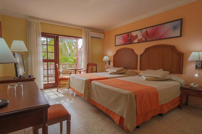 海星夸特洛帕爾瑪成人酒店 - Varadero - 臥室