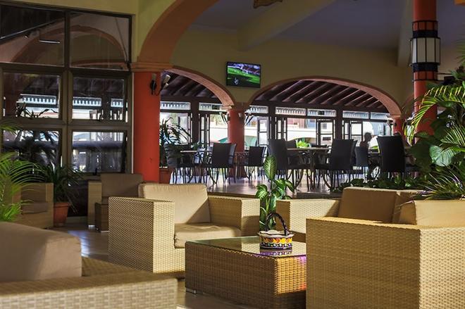 海星夸特洛帕爾瑪成人酒店 - Varadero - 休閒室
