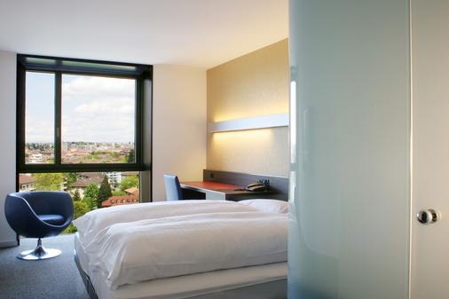 Hotel Ambassador - Bern - Phòng ngủ