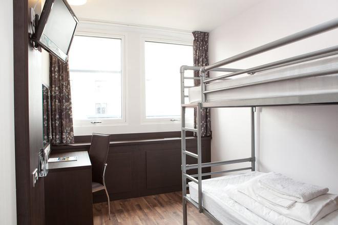 Euro Hostel Glasgow - Γλασκώβη - Κρεβατοκάμαρα