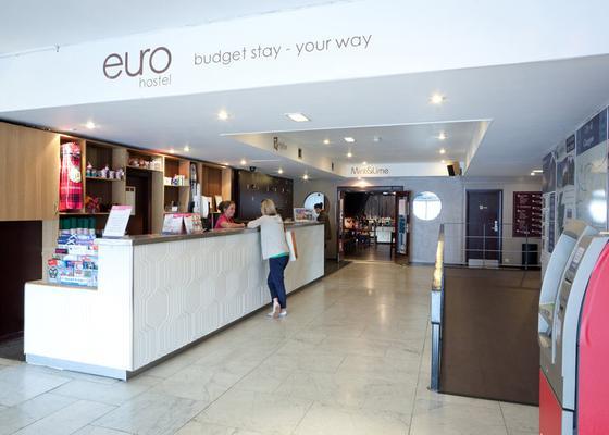 Euro Hostel Glasgow - Glasgow - Lễ tân