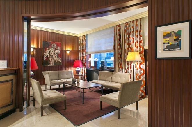 德斯藝術酒店 - 里昂 - 里昂 - 休閒室