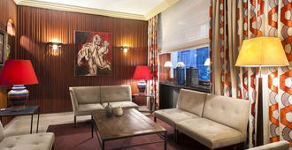 Hôtel des Artistes - Lyon - Salon