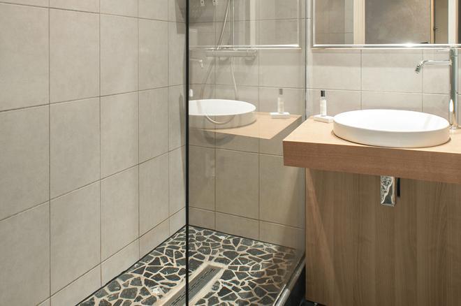 德斯藝術酒店 - 里昂 - 里昂 - 浴室