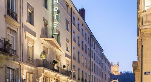 Hôtel des Artistes - Λυών - Κτίριο