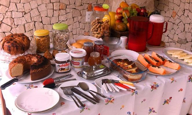 Villa Itamaracá - Lauro de Freitas - Food
