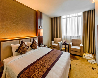 Muong Thanh Luxury Quang Ninh Hotel - Ha Long - Bedroom