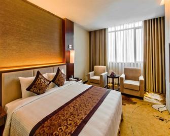 廣寧曼青豪華酒店 - 下龍 - 下龍灣 - 臥室