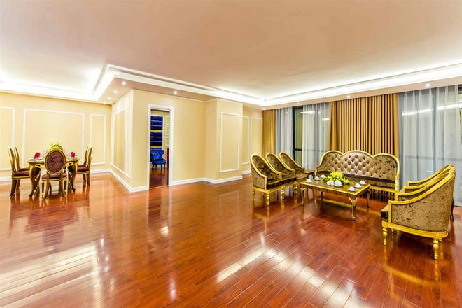 Muong Thanh Luxury Quang Ninh Hotel - Ha Long - Living room