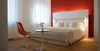 Art Hotel Ufer - דיסלדורף - חדר שינה