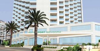 貝尼多爾姆港口酒店 - 貝尼多姆 - 貝尼多姆 - 建築