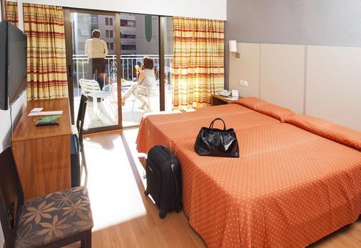 Port Vista Oro - Benidorm - Makuuhuone