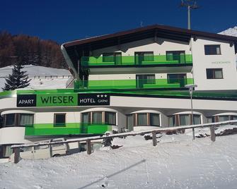 Apart Hotel Garni Wieser - Sölden - Sölden - Edifício