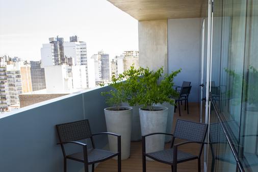 Amérian Puerto Rosario Hotel - Rosario - Balcony