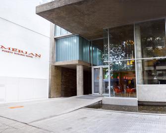 Amerian Puerto Rosario Hotel - Rosario - Building