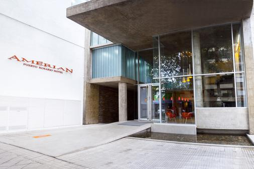 Amérian Puerto Rosario Hotel - Rosario - Building