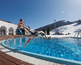 Hotel Trattlerhof - Bad Kleinkirchheim - Svømmebasseng